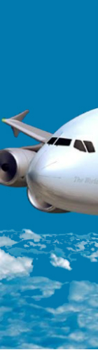 plane left